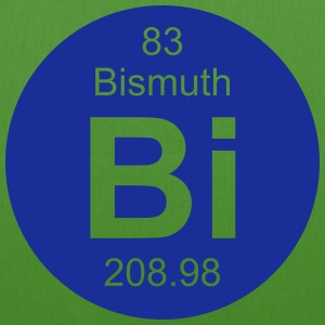 Bismuth (Bi) (element 83) - EarthPositive Tote Bag
