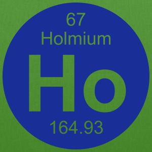 Holmium (Ho) (element 67) - EarthPositive Tote Bag