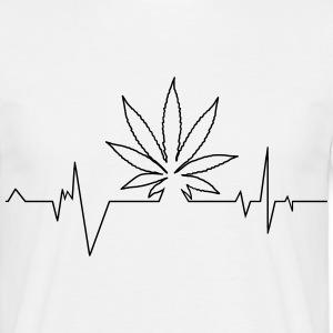 Cadeaux weed spreadshirt - Dessin feuille cannabis ...
