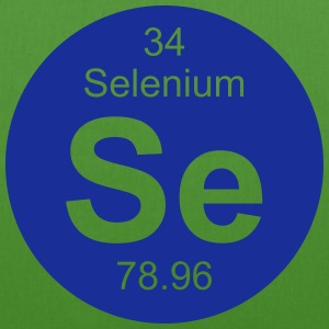 Selenium (Se) (element 34) - EarthPositive Tote Bag
