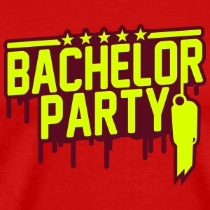 Bachelor Party Hang T-Shirts - Männer Premium T-Shirt