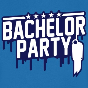 Bachelor Party Hang T-Shirts - Men's V-Neck T-Shirt