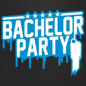 Bachelor Party Hang T-shirts - T-shirt med v-ringning herr
