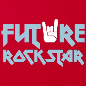 future rock star T-shirts - Ekologisk T-shirt barn