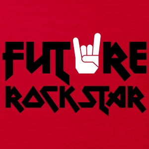 future rock star Shirts - Kids' Organic T-shirt