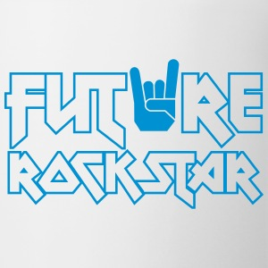 future rock star Bottles & Mugs - Mug