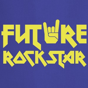 future rock star  Aprons - Cooking Apron