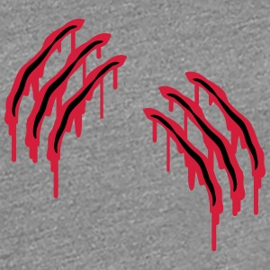 Scratch Wounds T-Shirts - Frauen Premium T-Shirt