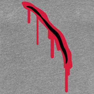 Flesh Wound T-Shirts - Frauen Premium T-Shirt