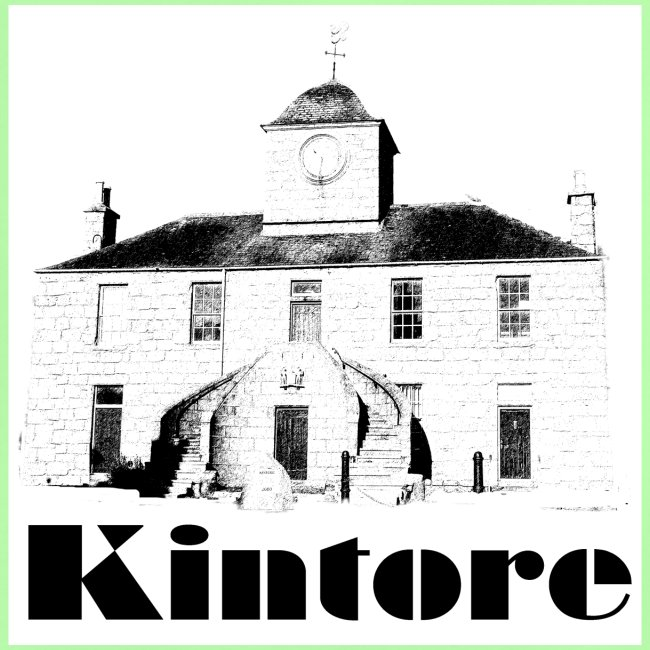 Kintore Town House baby T-shirt