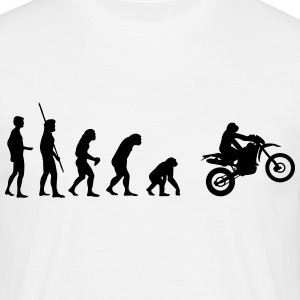 Evolution Enduro vända  T-shirts - T-shirt herr