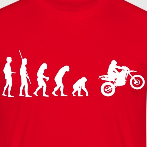 Evolution Enduro reverse  T-Shirts - Men's T-Shirt