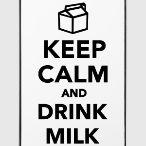 Keep calm and drink Milk Handy & Tablet Hüllen - iPhone 4/4s Hard Case