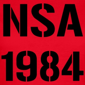 NSA 1984 T-Shirts - Frauen T-Shirt