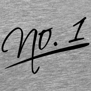No. 1 T-Shirts - Men's Premium T-Shirt