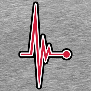 Heartbeat T-Shirts - Men's Premium T-Shirt