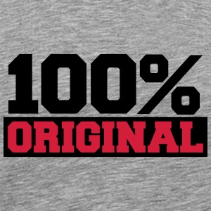 100 Percent Original T-Shirts - Men's Premium T-Shirt