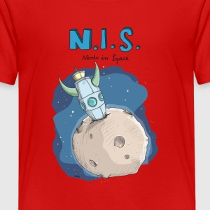 Nerds in Space T-Shirts - Teenager Premium T-Shirt