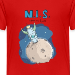 Nerds in Space Shirts - Teenager Premium T-shirt