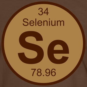 Selenium (Se) (element 34) - Men's Ringer Shirt