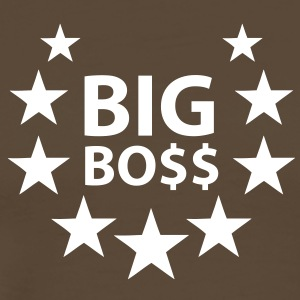 big boss - Männer Premium T-Shirt