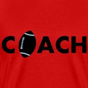 football coach - Männer Premium T-Shirt