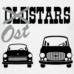 East Oldstarts vehicles  T-Shirts - Men's T-Shirt