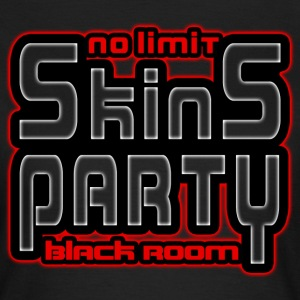 no limit skins party black room T-Shirts - Women's T-Shirt