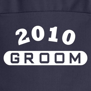 Navy Groom 2010  Aprons - Cooking Apron