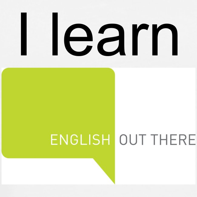 I learn English Out There