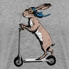 Scooter Hare T-Shirts