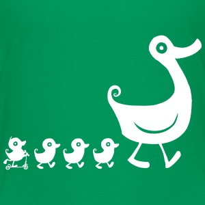 Enten Kinder T-Shirt T-Shirts - Teenager Premium T-Shirt