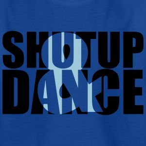 shut up and dance :-: - T-shirt tonåring