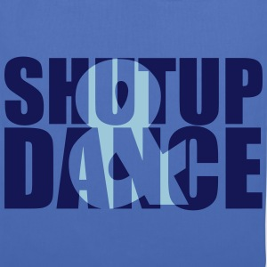 shut up and dance :-: - Tote Bag