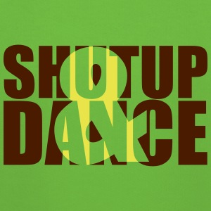 shut up and dance :-: - Sudadera con capucha premium niño
