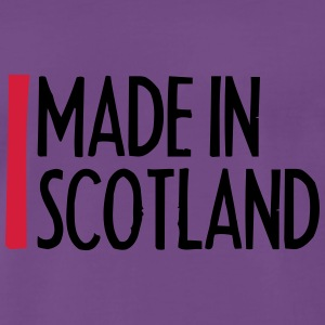 Made In Scotland T-Shirts - Men's Premium T-Shirt