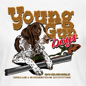 young_gun_dogs T-Shirts - Frauen T-Shirt