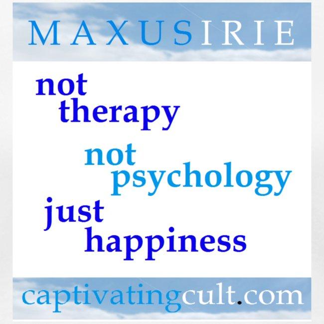Maxus Irie - not psychology