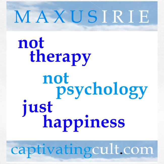 Maxus Irie - just happiness