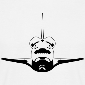 Space Shuttle T-Shirts - Männer T-Shirt