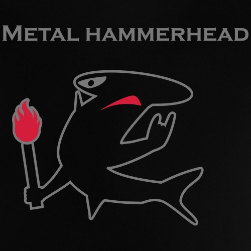 Metal hammerhead black collection