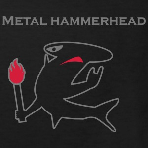 Metal hammerhead black collection T-shirts - Ekologisk T-shirt barn