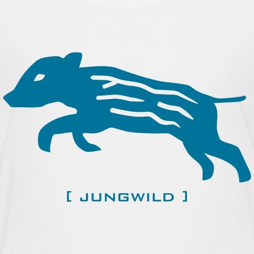 Wildschwein Ferkel Jung Wild