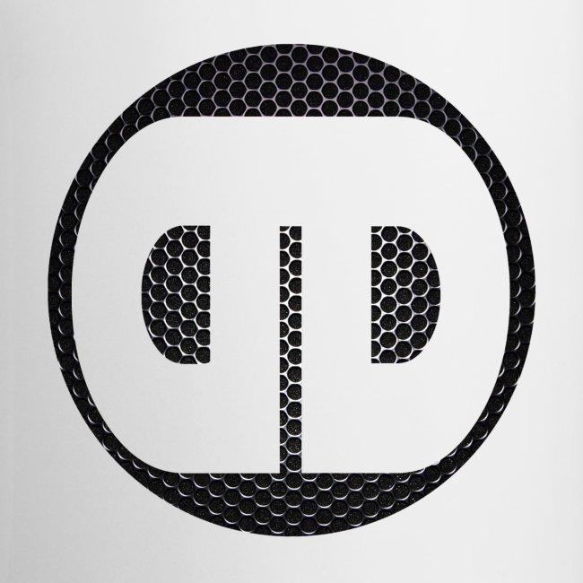 DDz Honeycomb Badge Mug