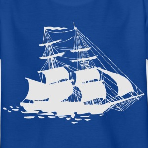 Windjammer - Kinder T-Shirt