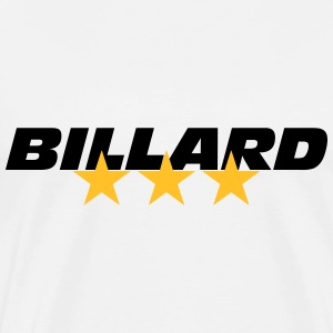 Billard T-Shirts - Men's Premium T-Shirt