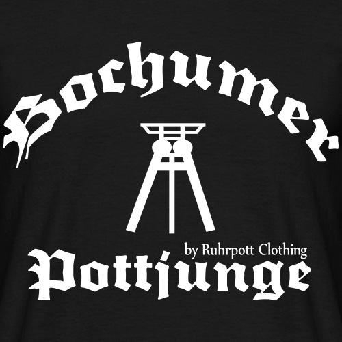 Bochumer Pottjunge - Bergbau Museum