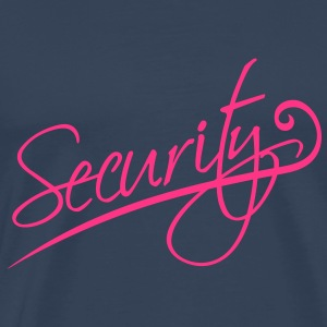 Security T-Shirts - Men's Premium T-Shirt