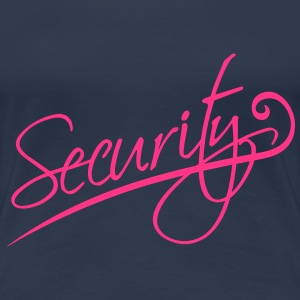 Security T-Shirts - Frauen Premium T-Shirt