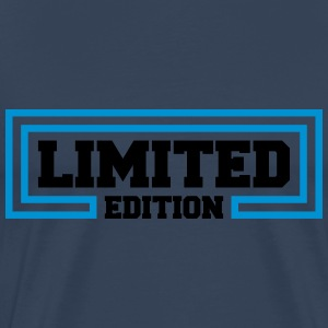 Limited Edition T-shirts - Herre premium T-shirt